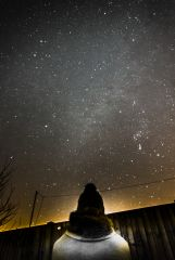 Nick Milky Way Winter Triangle