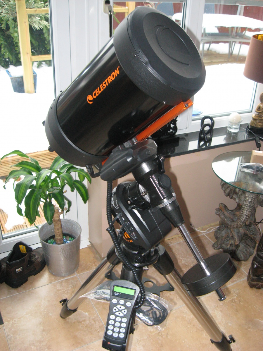 Celestron Advanced Series GT