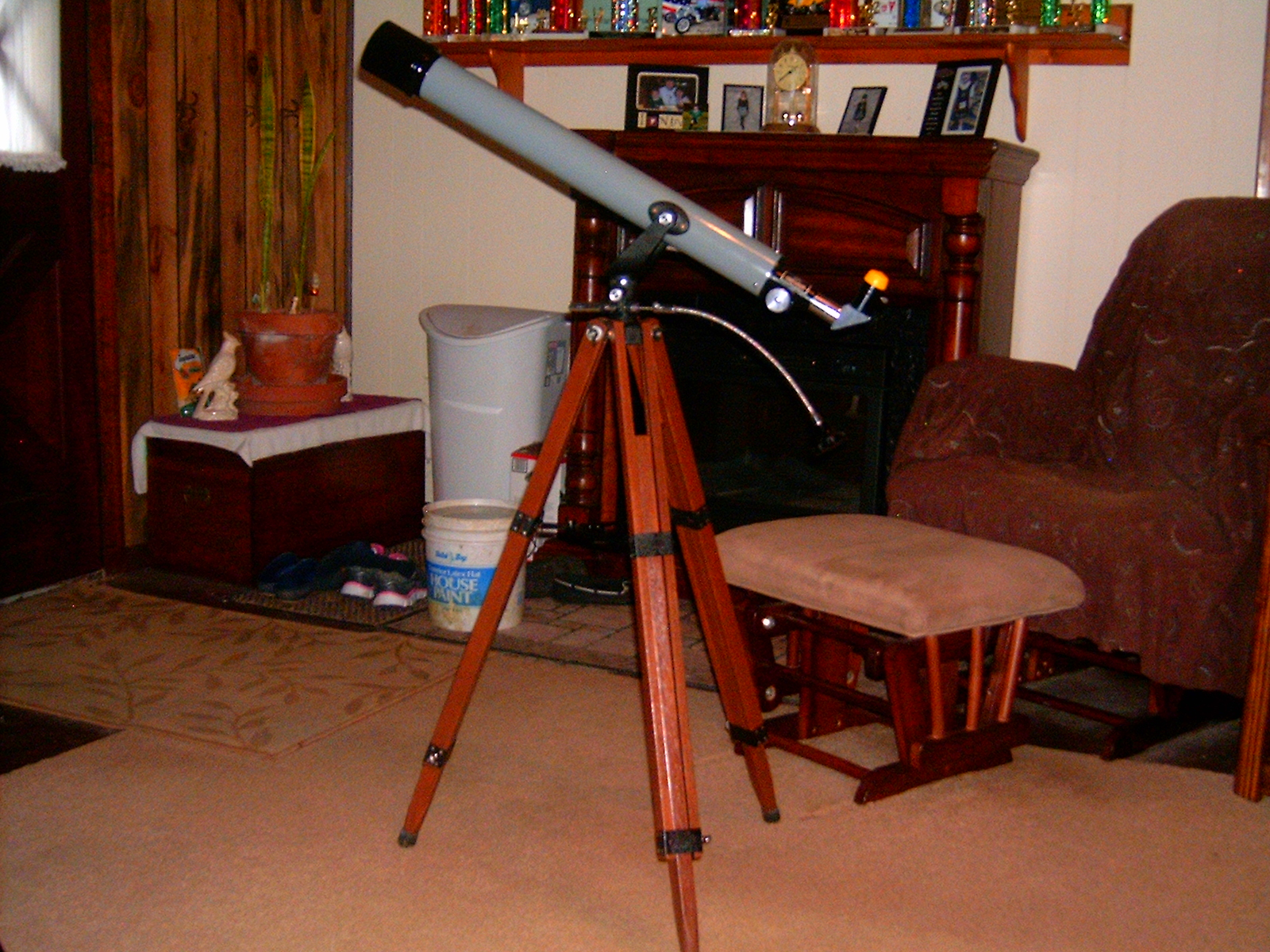 1st scope early 60s atco 005