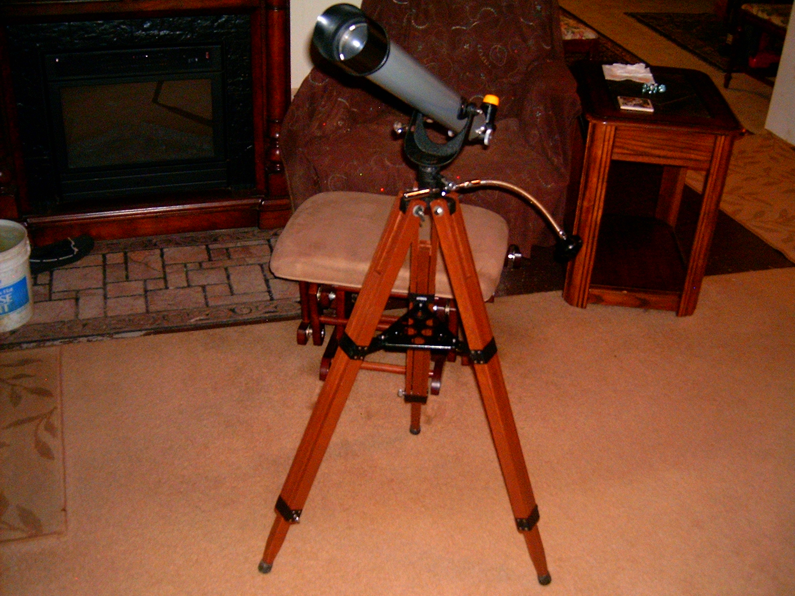 1st scope early 60s atco 008