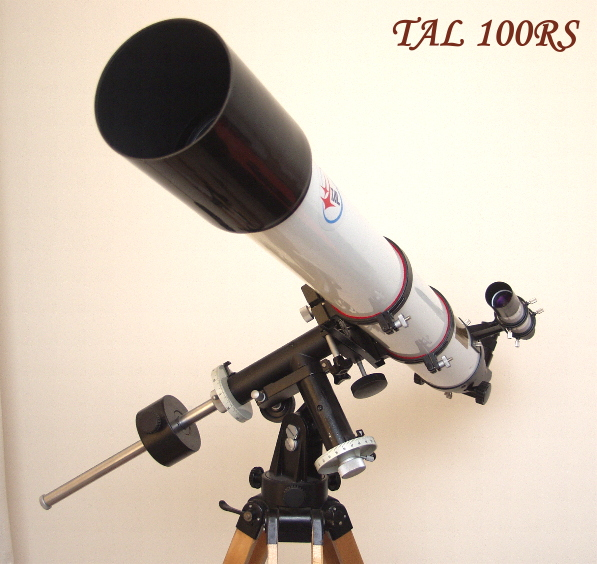 TAL 100RS Beautiful Astronomy.