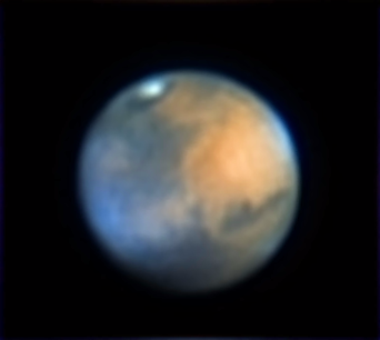 Mars March 25th 22 33