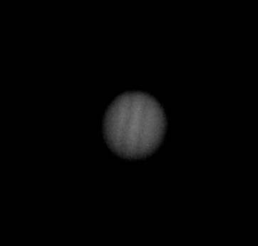 Jupiter single frame