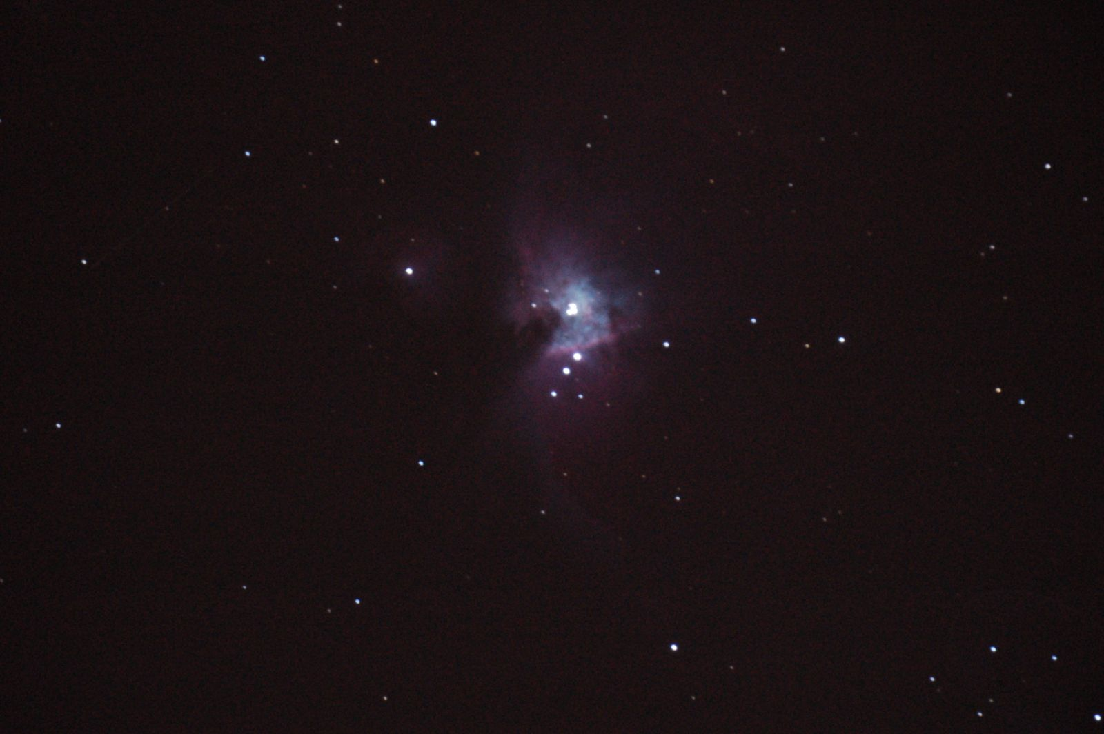 ORION NEBULA  12 25 14