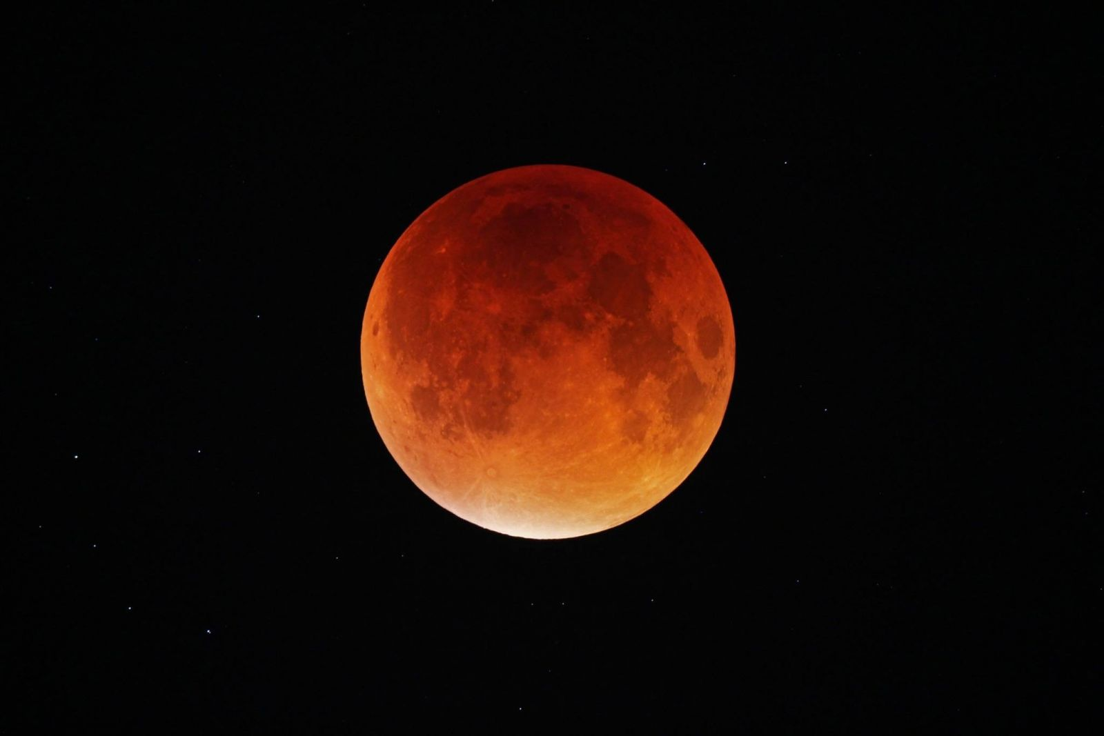 Lunar Eclipse Totality 28.09.2015