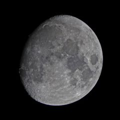 The Moon 20.01.2016 at 22.21
