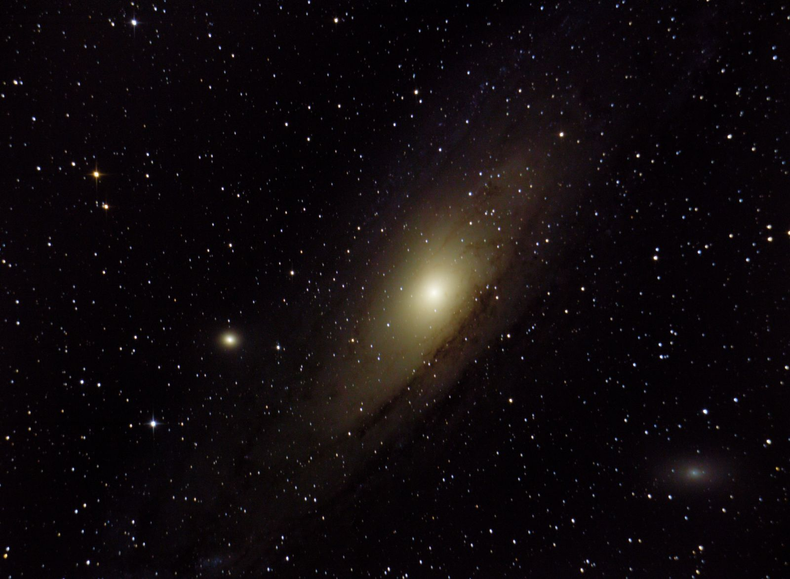 M31 stacked 2