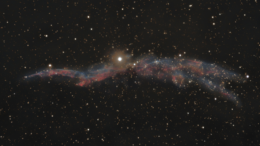 NGC6960 (Witch's Broom)
