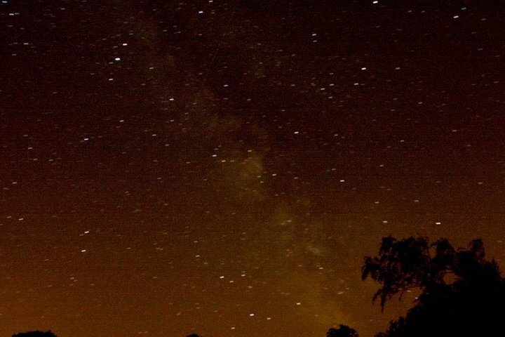 Night Sky over Bodmin