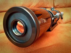 Celestron 80mm F7 Guidescope Refractor with Solar Filter