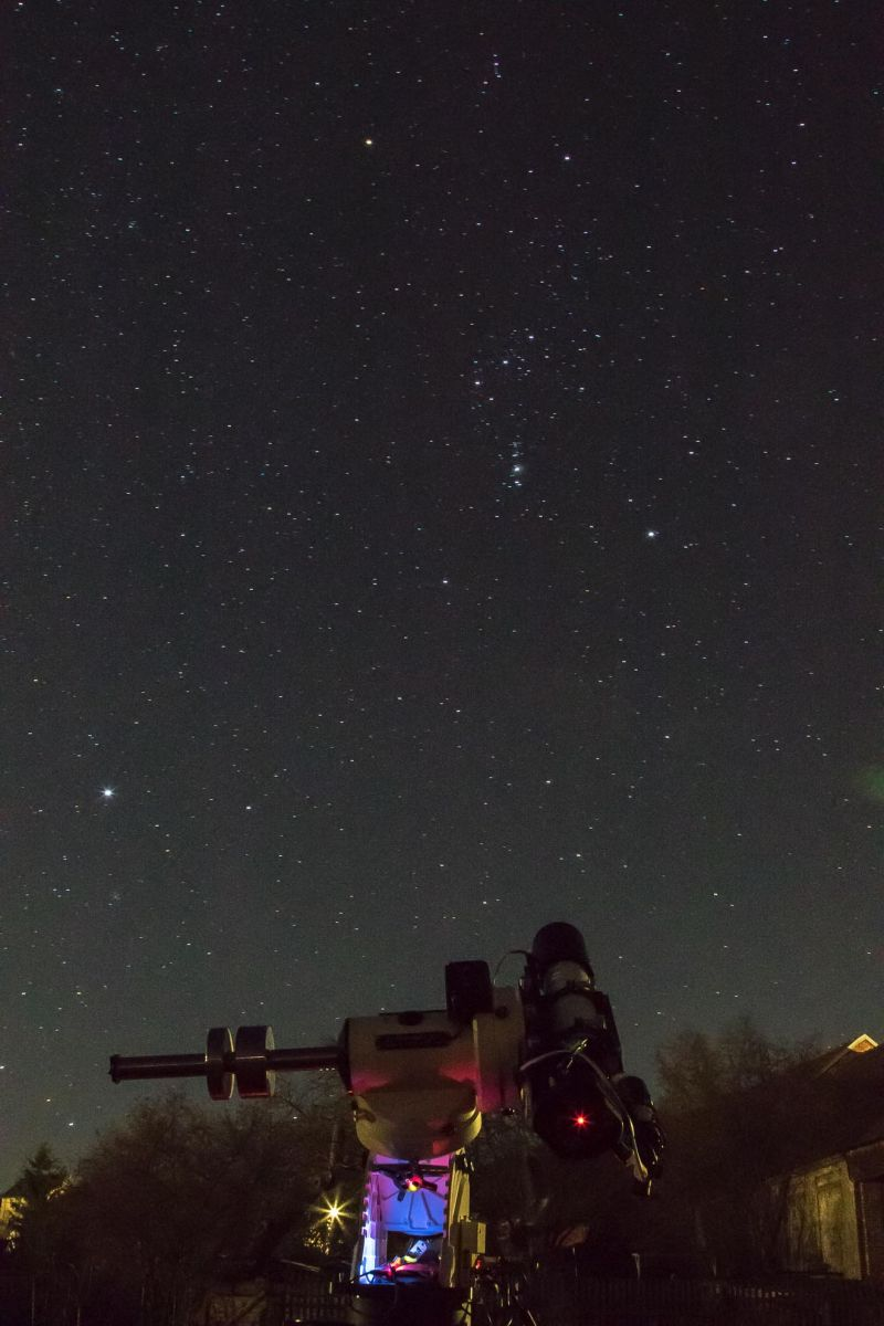 2015 12 31 Observing Orion