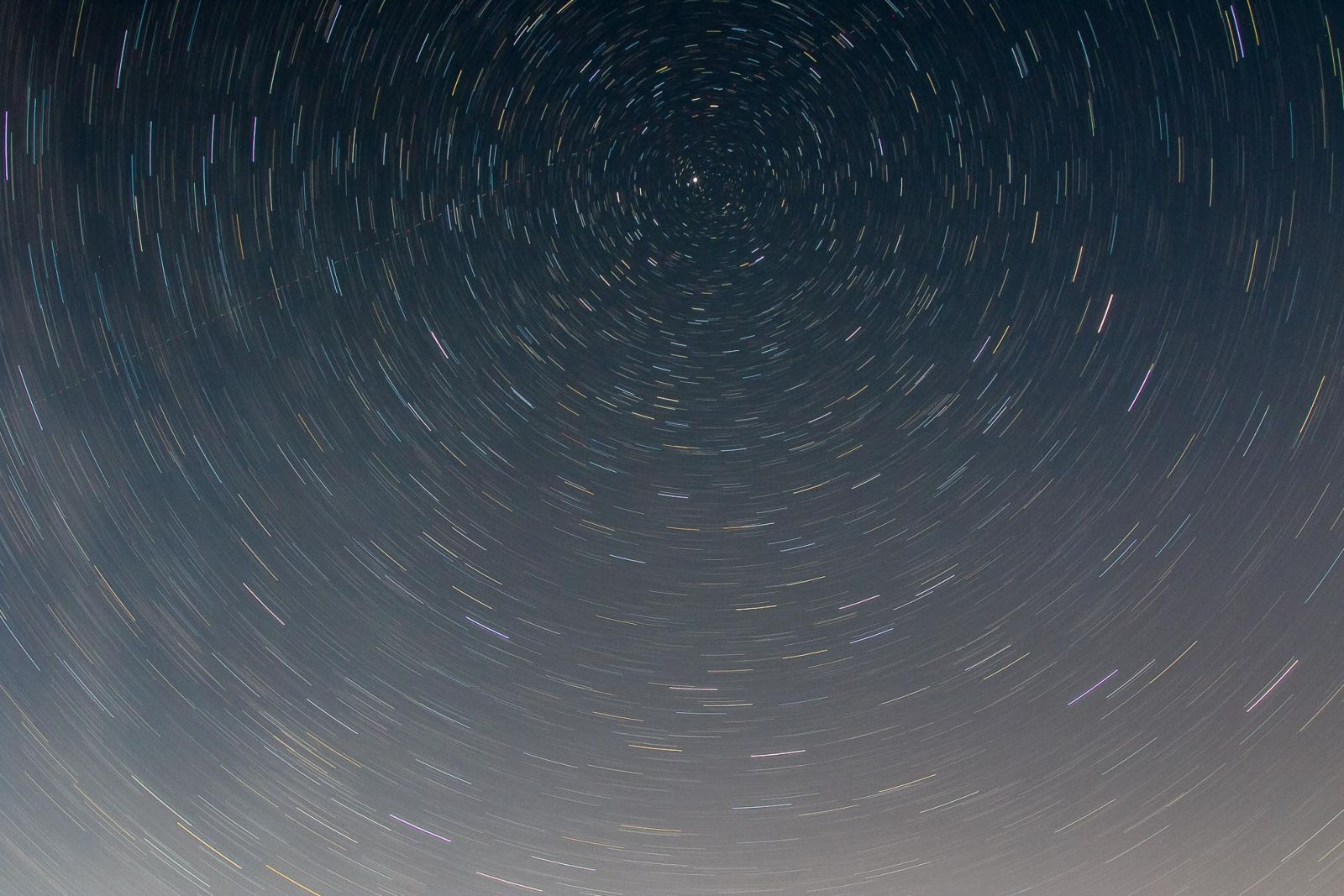 Star trails 2015   24mm, 45mins, 1600ISO