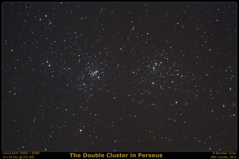The Double Cluster