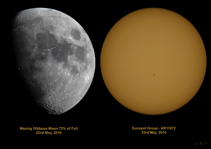 Sun & Moon