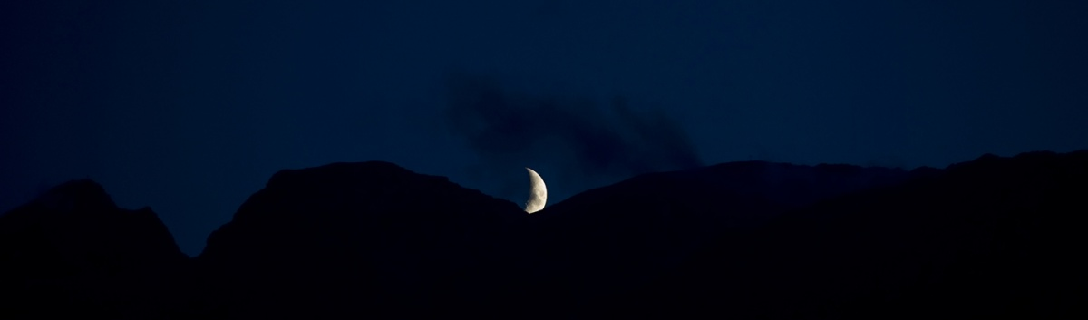 Moon over Lech Aug4th 1