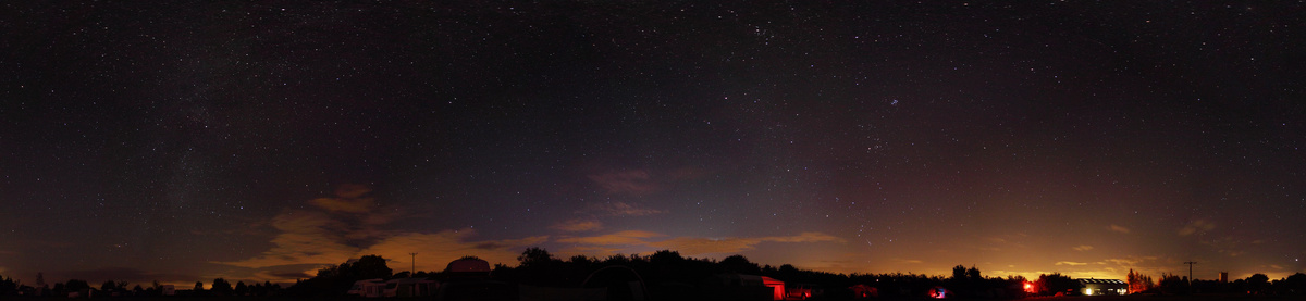Salisbury Star Party Before Dawn Canon 50D, Sigma DC 10-20mm Lens Multiple pane mosiac 30s at ISO1000, F4