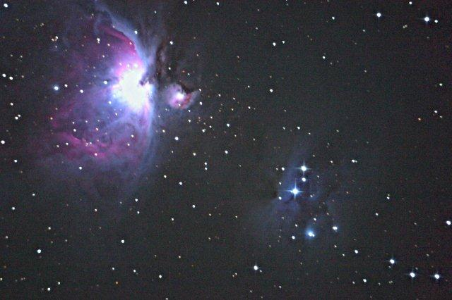 M42 TheOrionNebula2 Starchasers.ca