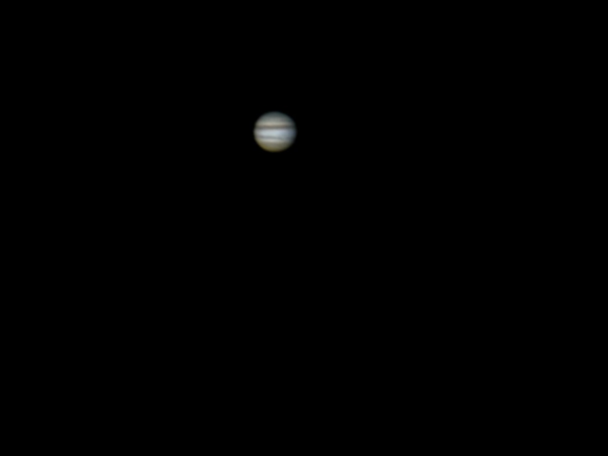 Jupiter Taken on 12/27/10 at 5:30 PM