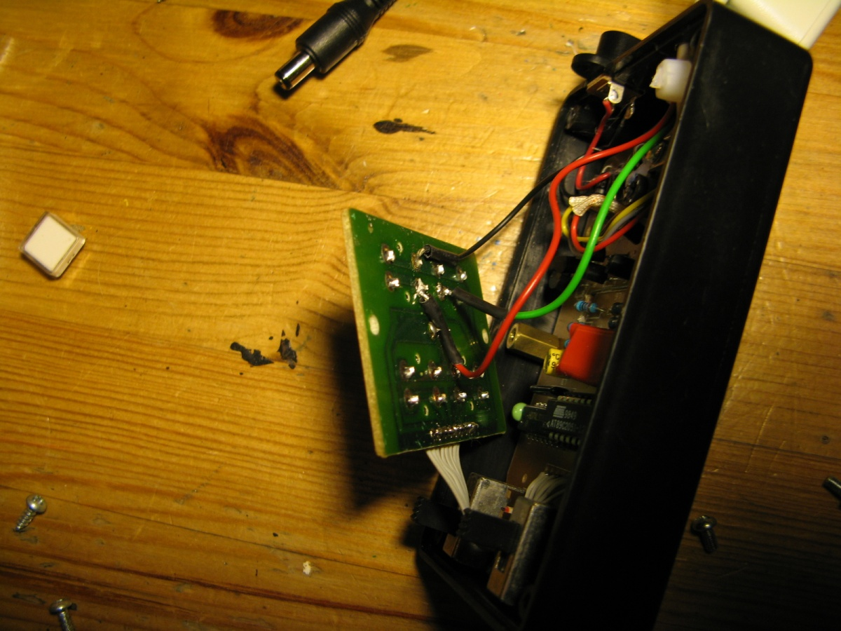 EQ1 Multispeed controller mod #4