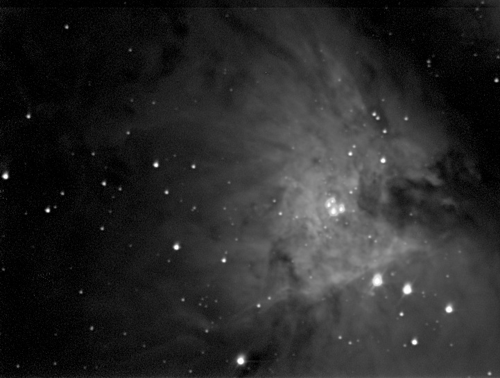 M42 100 of 0.2/1.0/10 second images