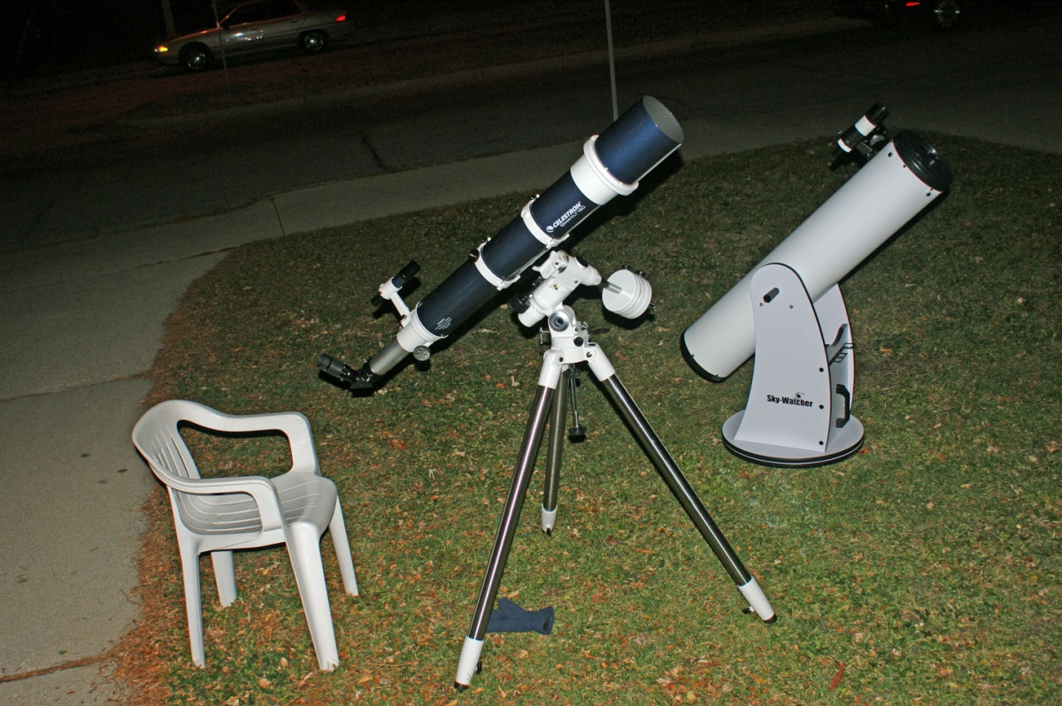 Omni and Skywatcher S
