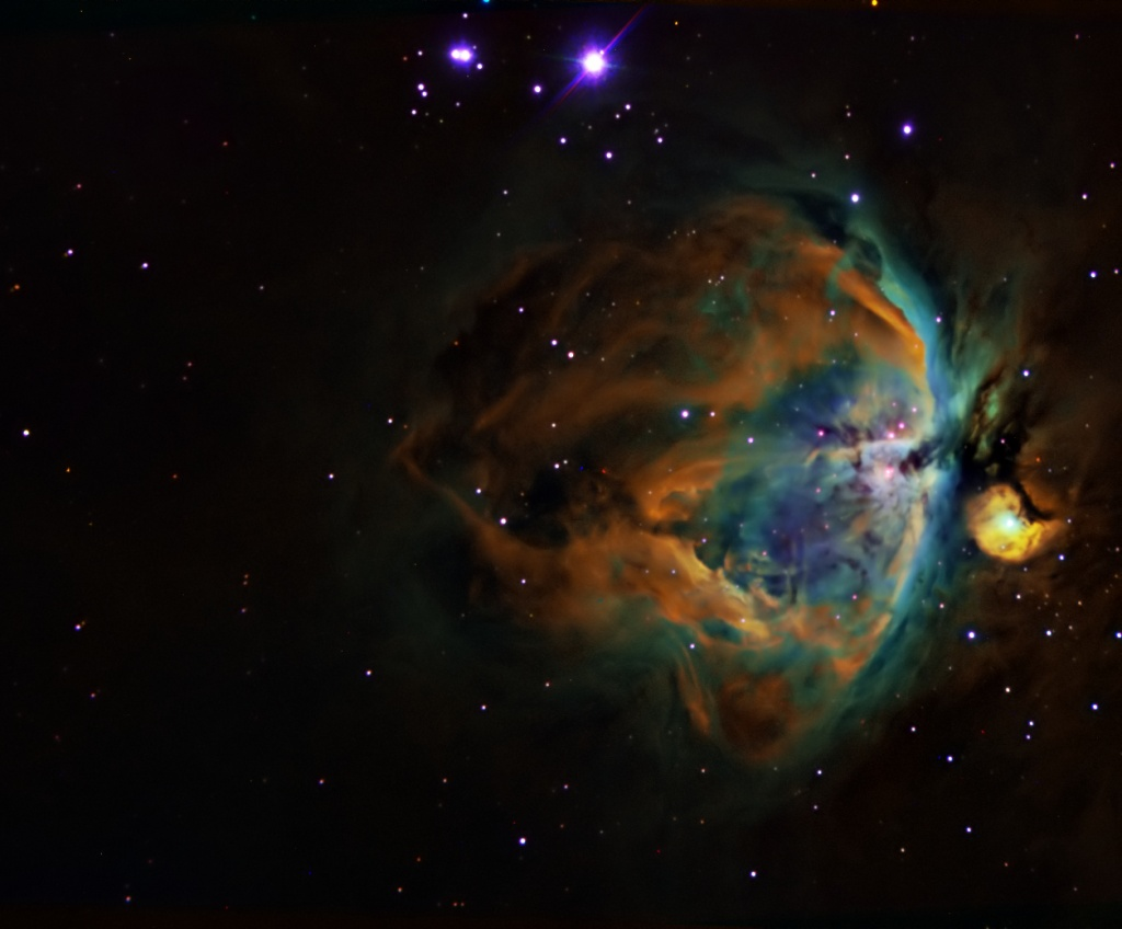 Orion Nebula Hubble - Pics about space