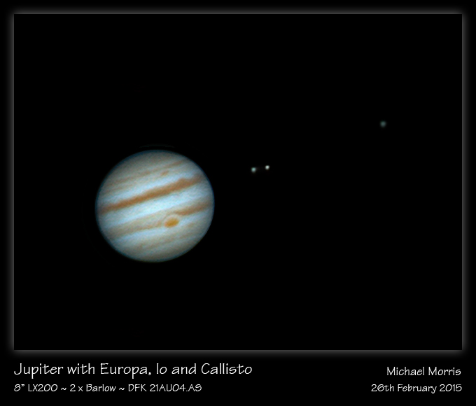 Jupiter Moon Position Calendar - Pics about space