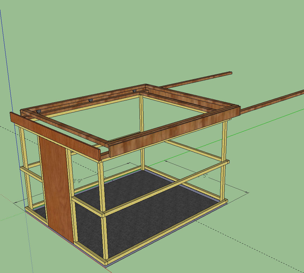 Roll Off Roof Shed Advice Please Diy Observatories