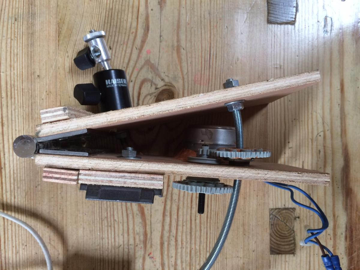 Barn door tracker getting started with imaging for Motorized barn door tracker