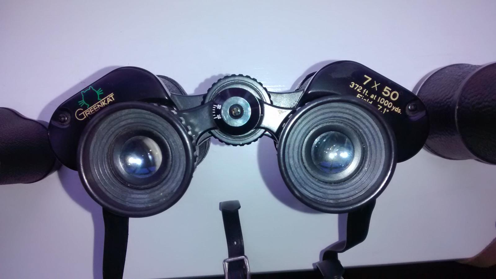 Three nice vintage quality binoculars reviewed - Discussions