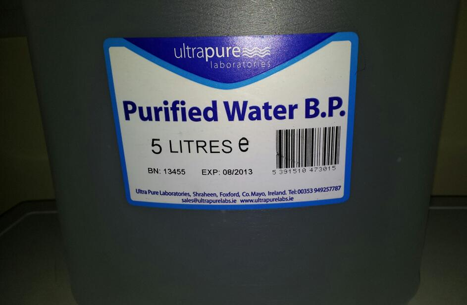 Where to buy distilled water discussions scopes for Distilled water for fish