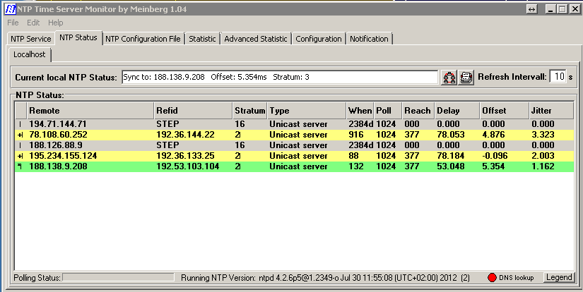 Time Syncing solved without NTP software - Discussions