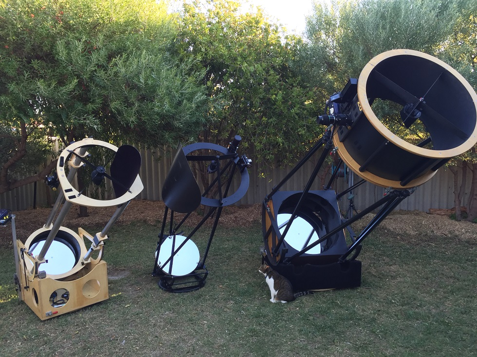 Calling All Explore Scientific Ultra Light Dobsonian Users Discussions Scopes Whole Setups Stargazers Lounge