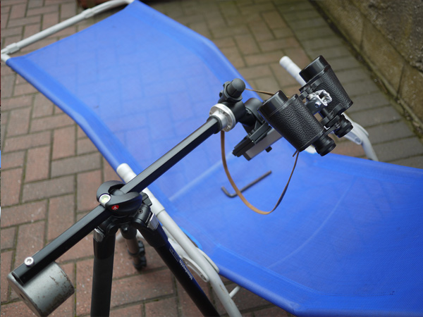 Lazy Observing With Binoculars - DIY Astronomer ...