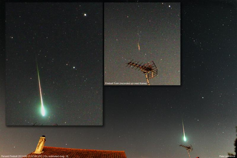 spaceweathercom news and information about meteor - 730×487