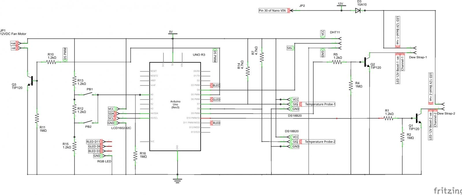 Phase Stepper Motor Controller Test Circuit Diagram 19144 Bytes