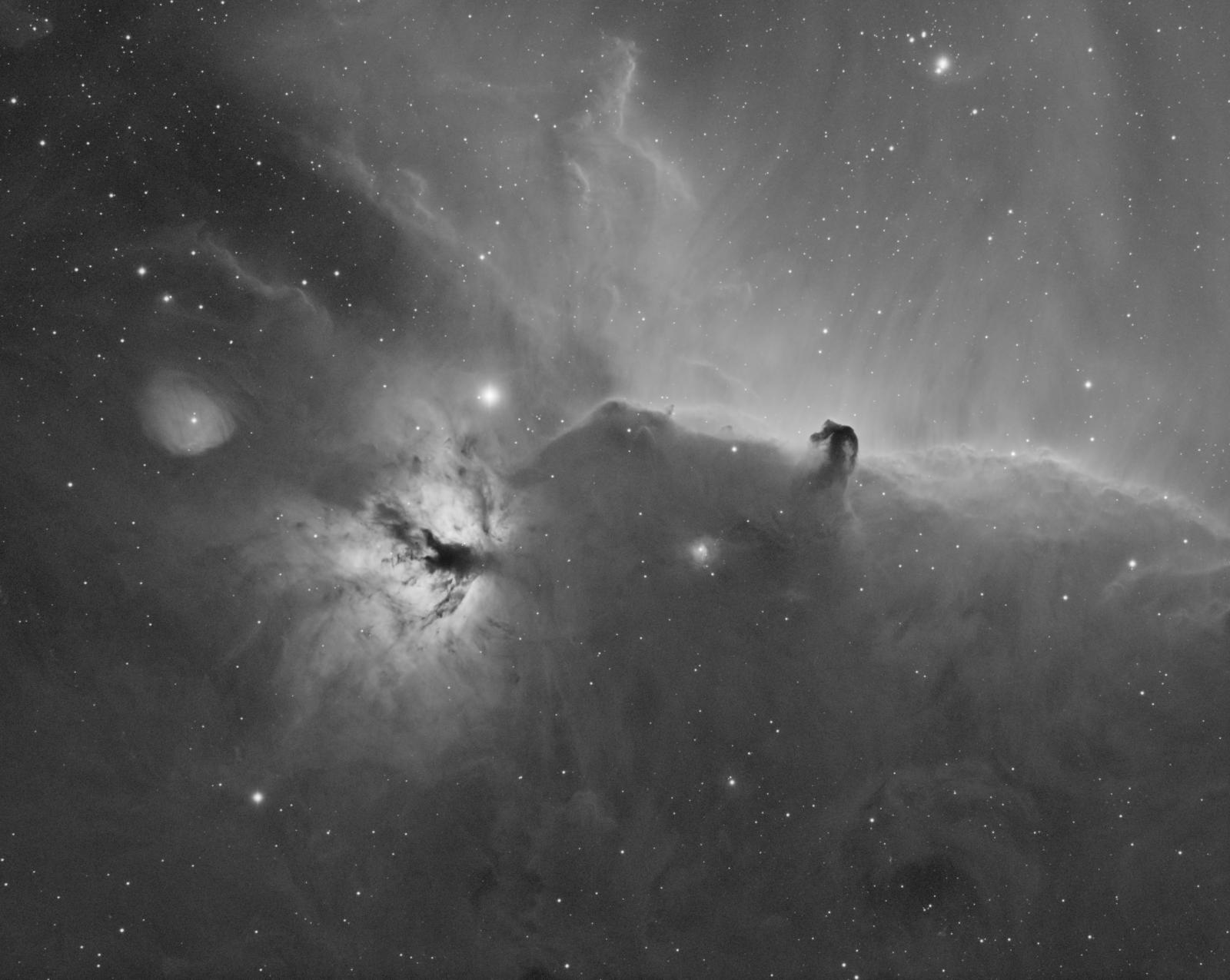 hubble pictures horsehead - HD3236×2375