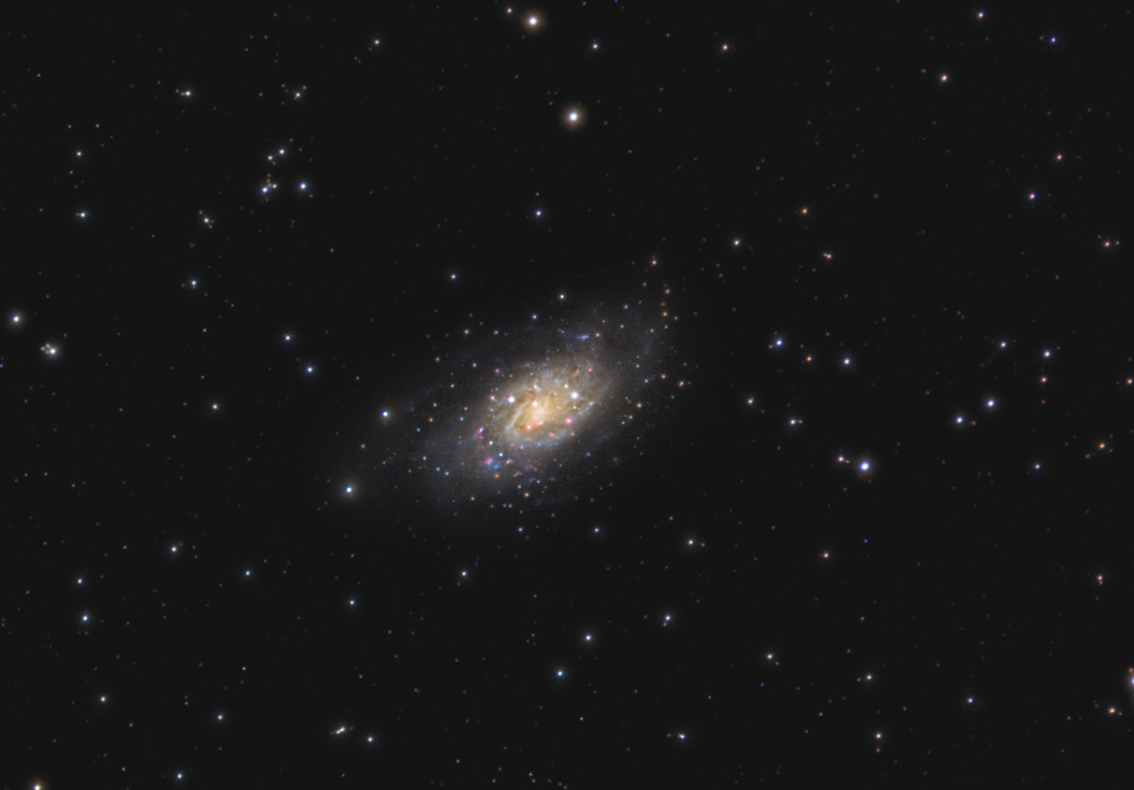 NGC2403 (reprocessed with Ha)