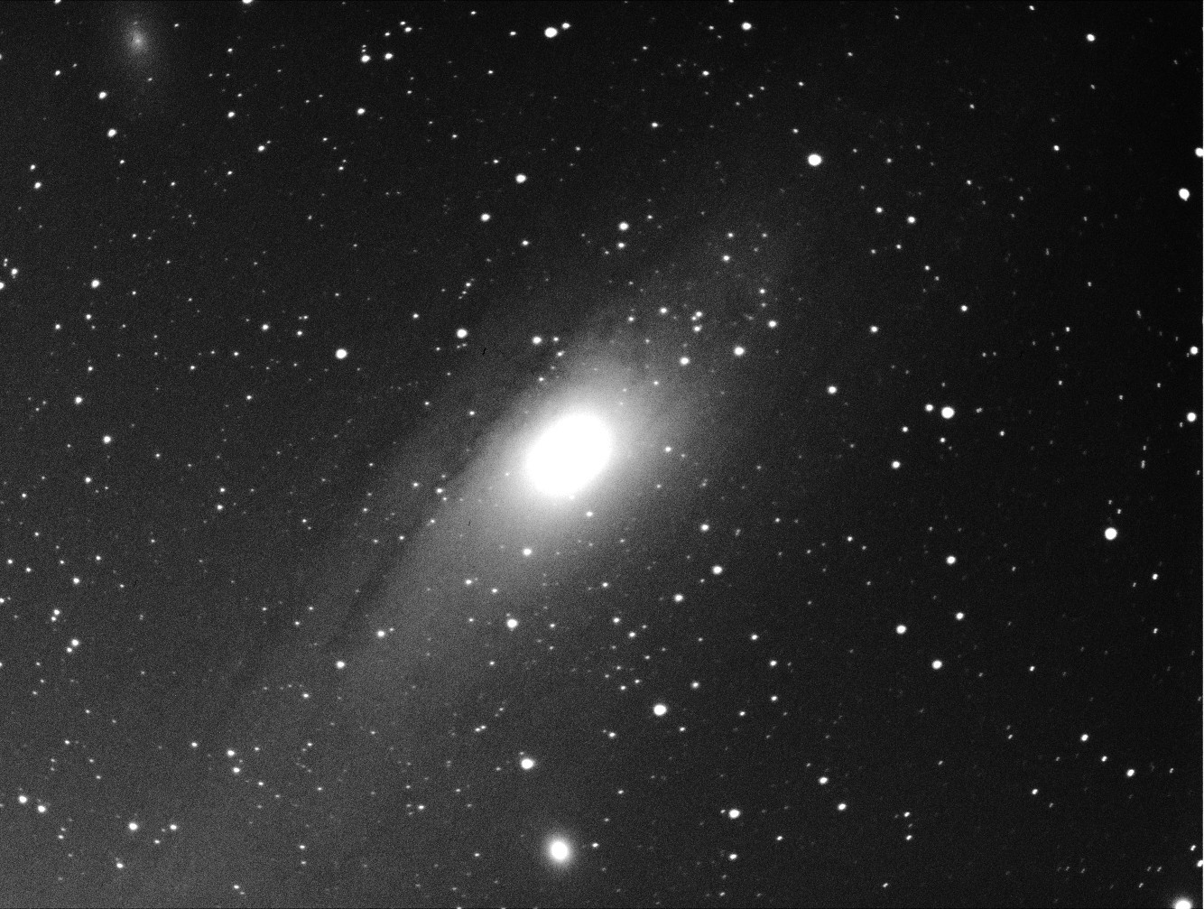 M31 - Andromeda Galaxy (plus M32 and M101)