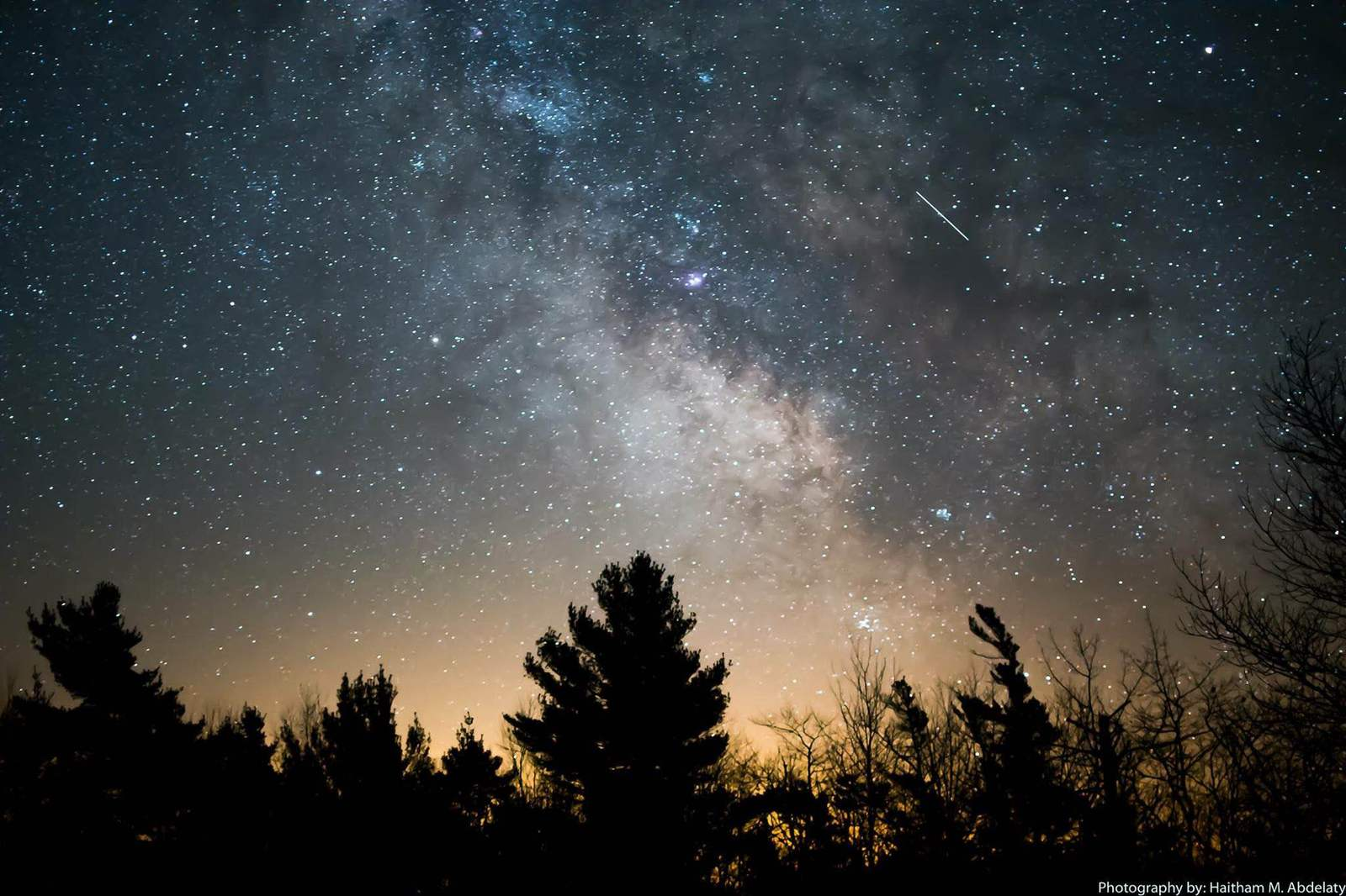Milky Way, and Saturn