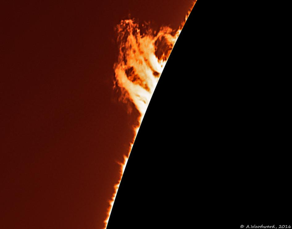 Solar Prominence 9th Oct 2016.jpg