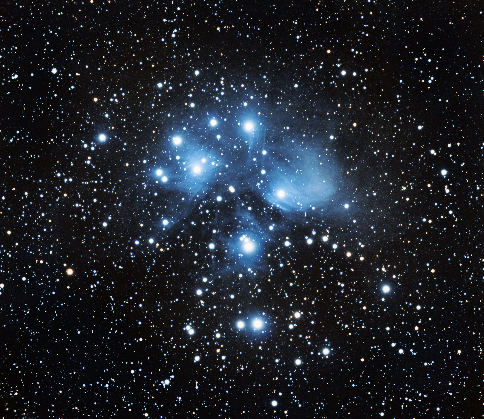 M45 - William Optics ZS71 - Two Night Trial - Star Adventurer