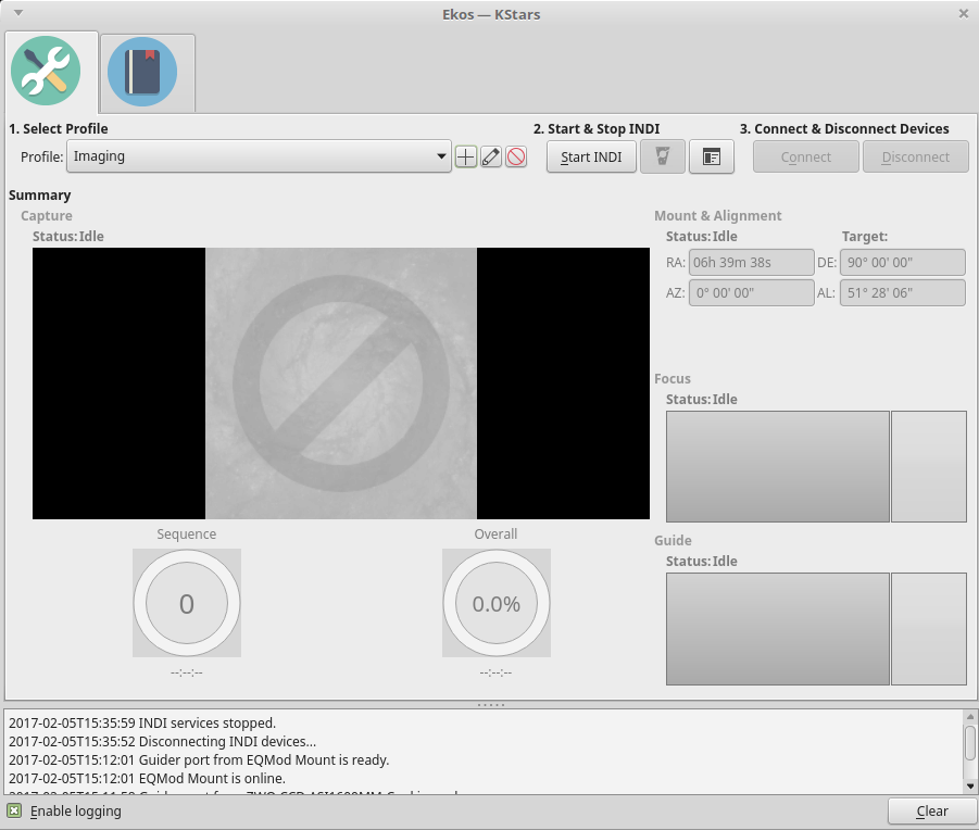 Tutorial :- Setting up a Raspberry Pi for Astro Imaging and