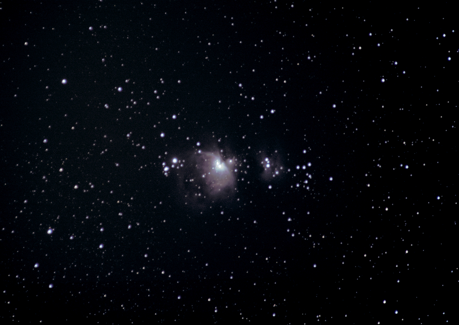 M42 (Orion Nebula) Old Widefield