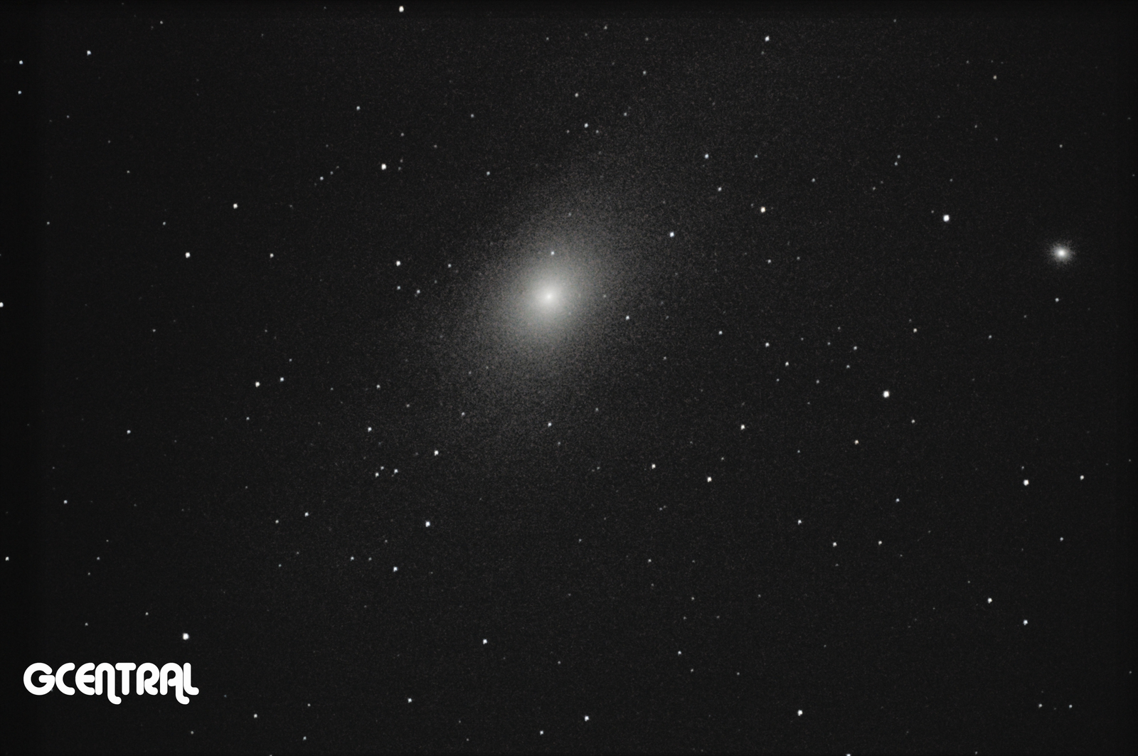 M31 First Attempt Aug. 15, 2015