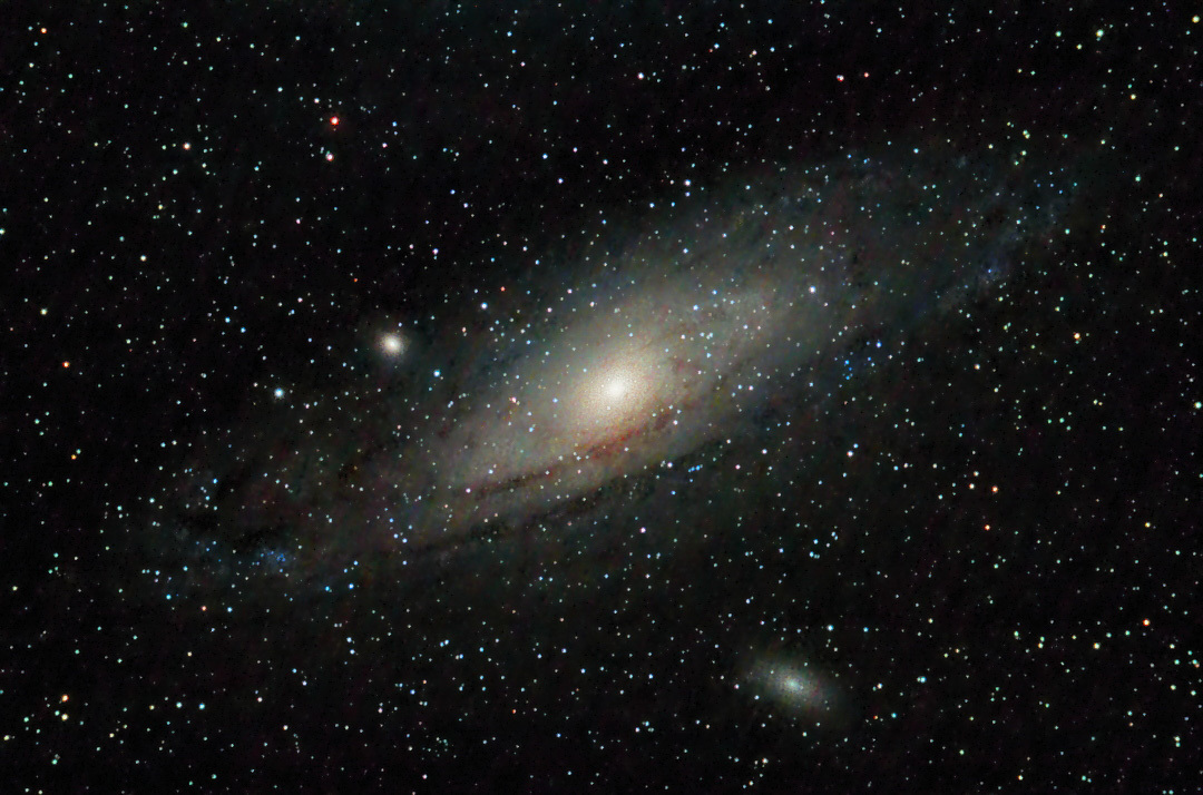 M31 and co.