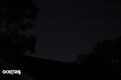Saturn, Antares & Mars Conjunction Aug. 15, 2016