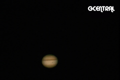 Jupiter & Io Sept. 15, 2010
