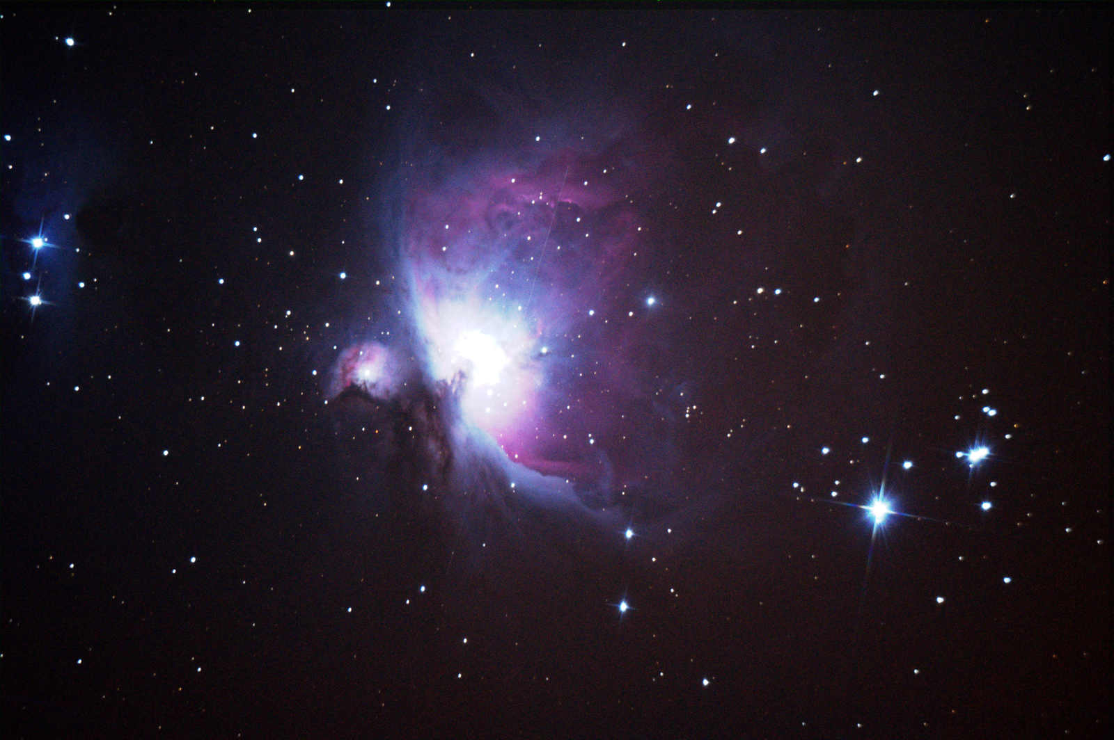 M42/3, cleaned for noise pollution not stacked