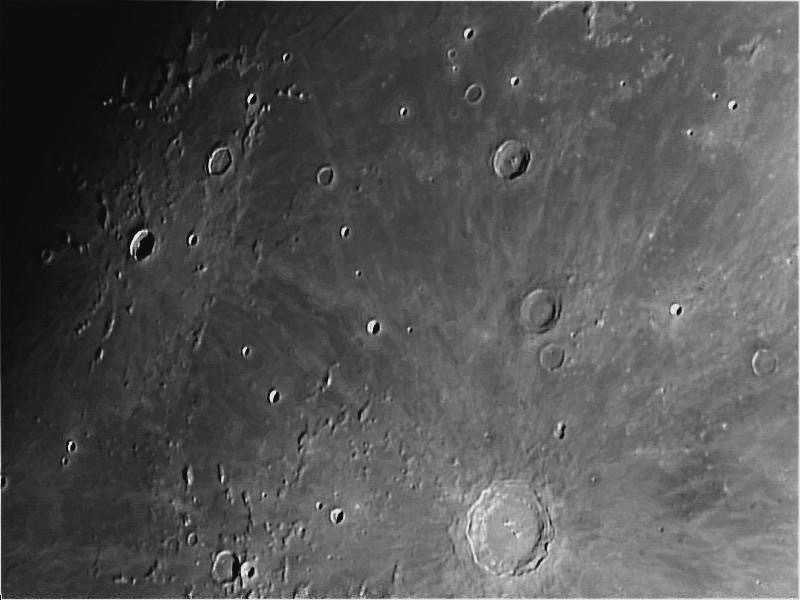 Webcam shots of last months Moon (3)